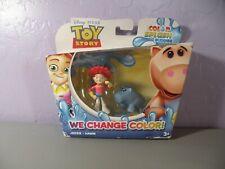 Disney Pixar Toy Story Color Splash Buddies Hamm Jessie Sealed Box