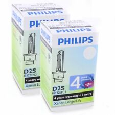 2x D2S Philips Autolampe Longer Life Xenon Brenner 85122SY DUO Box