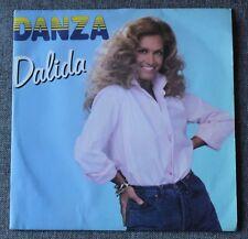 Dalida, danza / Tony, SP - 45 tours