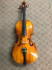 1/2 Engelhardt Cello in Playing Condition. No Reserve