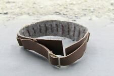 1/6 Scale Western Cowboy Brown Leather-Like Belt