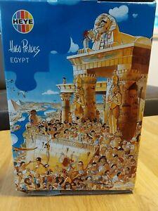 HEYE Hugo Prades Puzzle Egypt 1000 Teile -sehr selten-
