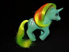 My Little Pony Beddy-Bye-Eyes BABY RIBBON (1986) MLP G1 BBE Unicorn Vintage