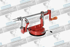 **** NEW Apple, Potato an Pear, 3 in 1 Peeler. It peels, slices and core removal