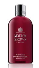 Molton Brown Rosa Absolute Bath & Shower Gel 300ml - NEW MOLTON BROWN BODY WASH