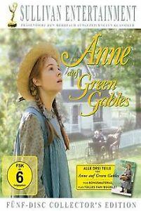 Anne auf Green Gables, Teil 1-3 (Collector's Editi...   DVD   Zustand akzeptabel