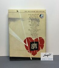 DVD 2004 CRITERION COLLECTION / SHORT CUTS (3 Disc set/RARE) Like New