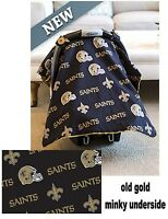 NFL CarSeat Canopy Baby Infant Cover Licensed Football Teams NEW! for car seat