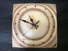Orologio, Orologio a Strato solido marine, con indicatori delle ore bruciato