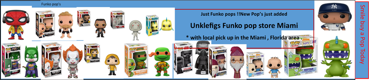 Unklefigs Collectibles