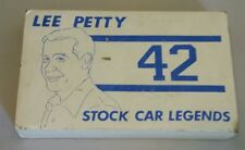 Vintage NASCAR Lee Petty signed autograph 3 titles 1954 58-59 case Cutlery