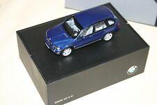 Minichamps BMW X5 E53 4.4i Maßstab 1:43 OVP Blau Metallic 80 42 0 138 209 - Top