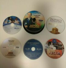 The Watchtower 41 DVD Lot Amazing Facts Adventist Jehovah's Witness