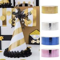 Foil Washi Tape Rose Gold Copper Metallic Masking Self Branding Adhesive N5P4