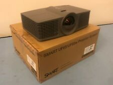 Smart Technologies UF65w Short-Throw Widescreen DLP 3D WXGA Projector  (11B)