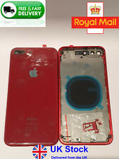 NEW APPLE IPHONE 8+ 8PLUS REPLACEMENT BACK REAR HOUSING & FRAME BATTERY (RED)