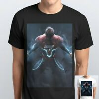 CRISTIANO RONALDO BOSSLOGIC CR7 BLACK WHITE MENS T SHIRT