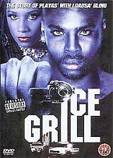 Ice Grill DVD New & Sealed 5060010596097