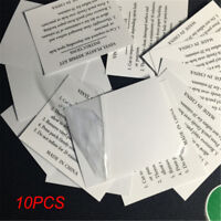 10x Inflatable Swimming Pool Puncture Repair Patch for Bestway Intex Heavy Duty
