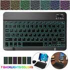 For Onn 10.1'' inch ONA19TB007 Tablet Wireless Backlit Keyboard Slim Keypad