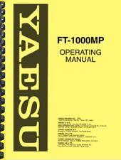 Yaesu FT-1000MP Operating Manual