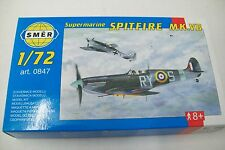 SMER  SUPERMARINE SPITFIRE MkVb   1:72 scale  kit