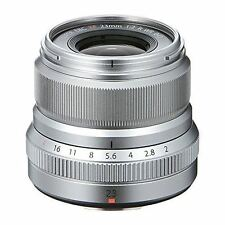 FUJIFILM exchange Lens 23mm F2 R WR S Silver XF23MMF2 New in Box