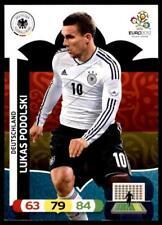 Panini Euro 2012 Adrenalyn XL - Deutschland Lukas Podolski (Base card)