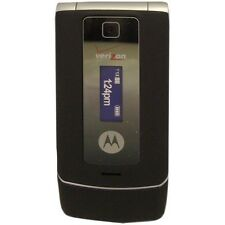 Verizon Motorola W385 Black/Silver Glyde Mock Dummy Display Toy Cell Phone