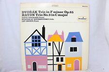A8  David Oistrakh Trio – Dvorak Trio in f op. 65 and Haydn Trio No. 3 in C