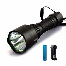 T6  LED Flashlight flash Torch light 2000lm linternas recargable flashlights pow