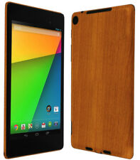 Skinomi Light Wood Full Body Skin+Screen Protector for Google Nexus 7 2013 (LTE)