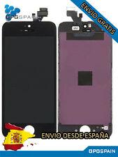 PANTALLA COMPLETA TACTIL LCD PARA IPHONE 5 CALIDAD AAA DIGITALIZADOR / negra