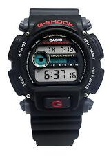Casio DW9052-1V G-Shock Black Digital Resin Band Shock Resistant Men Watch New