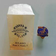 "Spilla ""media"""" JOHNSON LAMBRETTA CLUB - NO Ulma Vigano Super Biemme Fiar PINS"