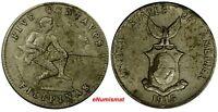 Philippines U.S. Administration Copper-Nickel 1945 S 5 Centavos KM# 180a