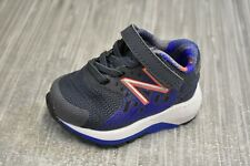 *New Balance Urge V2 Hook and Loop Sneakers - Infant's Size 2Xw - Grey New!