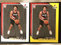 2018-19 NBA Hoops RARE Yellow Parallel & Base #263 Gary Trent Jr. RC Rookie LOT!