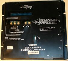 Rowe Bill Changer Control Board $1 & $5 - Double Dump & Fast Pay Eprom