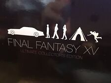 Final Fantasy XV Edición Coleccionista PS4 Ultimate Collector's Edition
