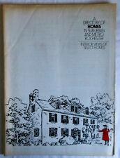 1975 Directory of HOMES IN SUBURBAN & METRO ROCHESTER, NY magazine, v. 1 issue 7