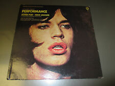 1970 V/A Performance Sound Track LP 1st BS 2554 Mick Jagger James Fox EX/VG+