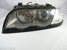 2001 BMW 330I OEM DRIVER SIDE HEADLIGHT, HEADLAMP, XENON FITS E46, 352I, 323I