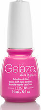 Gelaze by China Glaze Gel Color Polish Hang-Ten Toes - 14 mL / 0.5 fl oz - 81647