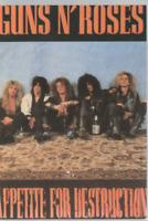 Guns N' Roses Carte Postale Postcard 1032