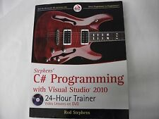 Stephens' C# Programming with Visual Studio 2010 24-Hour Trainer (Wrox Programme