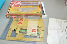 HO building structure KIT IHC &Up Soda Bottling Co factory warehouse
