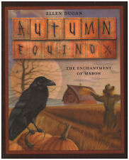 Autumn Equinox Enchantment of Mabon Ellen Dugan Soft cover Very Good