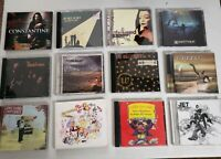 Mixed Cd Lot of 12 Rock CDs Creed Bare Naked Ladies More