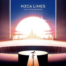 NZCA LINES - INFINITE SUMMER  VINYL LP NEW+